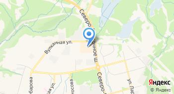 Газпром Трансгаз Томск на карте