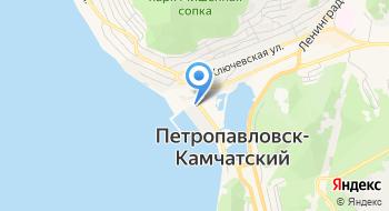 Морстройснаб на карте
