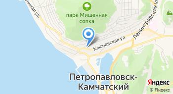 Петропавловская Городская Станция по Борьбе С Болезнями Животных на карте