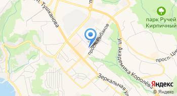 Камчатский колледж искусств на карте