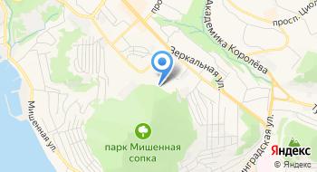 Камчатская управляющая компания на карте