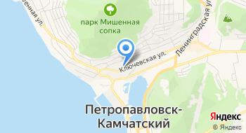 Кафе Панорама на карте