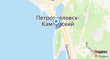 Центр Гимс МЧС России по Камчатскому краю на карте