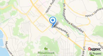 Петропавловск - Камчатская Городская Стоматологическая поликлиника на карте