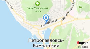 Краевое государственное автономное учреждение социальной защиты Камчатский центр социальной помощи семье и детям на карте