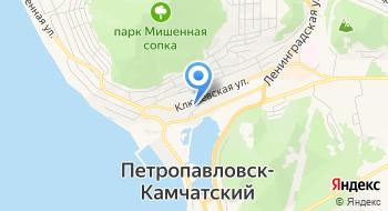 Кк Камчатгипрорыбпром ГУП на карте