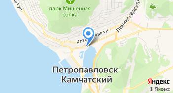 Камчатская краевая коллегия адвокатов на карте