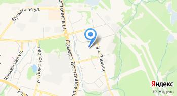 Средняя общеобразовательная школа № 42 на карте