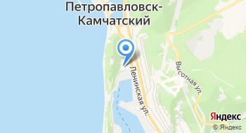 Соппора на карте