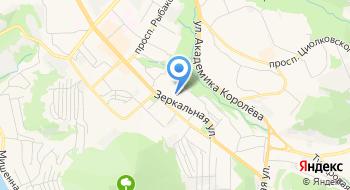 Филиал ФГУП Охрана МВД России по Камчатскому краю на карте