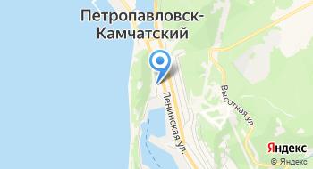 Кгаоу ДОД Камчатский дом детского и юношеского туризма и экскурсий на карте