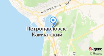 Камчатский краевой суд на карте