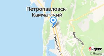Камчатский государственный университет им. Витуса Беринга на карте