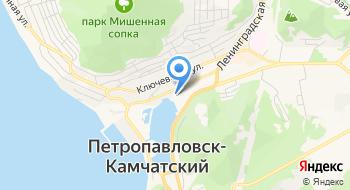 Региональная общественная организация Федерация гольфа Камчатского края на карте