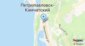 Кгау Камчатский выставочно-инвестиционный центр на карте
