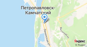 Геотрест плюс на карте