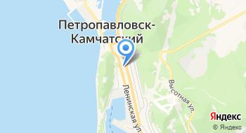 АНО центр развития камчатского края на карте