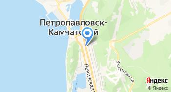 Winda на карте