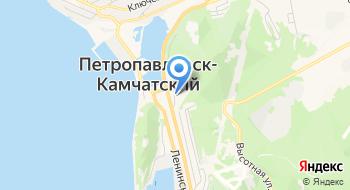 ГТРК Камчатка, филиал ФГУП ВГТРК на карте