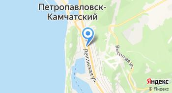 Камчатский краевой кардиологический диспансер на карте