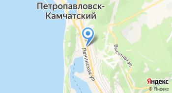 Камчатский туристический портал на карте