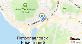 Камчатский политехнический техникум на карте