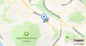 АНО Камчатский молодёжный военизированный лагерь Армеец на карте
