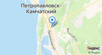 Центр специальных связей и информации ФСО России в Камчатском крае на карте