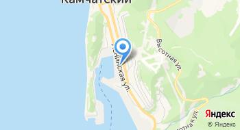 Магазин Центральный на карте