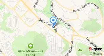 Петропавловская и Камчатская епархия на карте