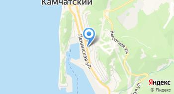 Камчатский центр охраны труда на карте