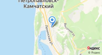 УМВД России по городу Петропавловску-Камчатскому на карте