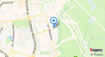 Физкультурно-оздоровительный центр Гармония на карте
