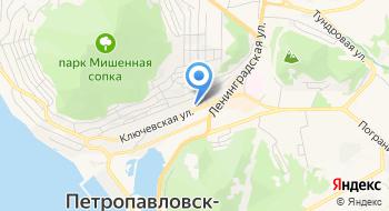Учебно-курсовой комбинат Камчатского края ГУП на карте
