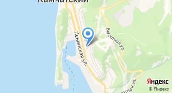 РАН, Камчатский филиал Тихоокеанского института географии на карте