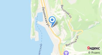 Государственная инспекция труда в Камчатском крае на карте