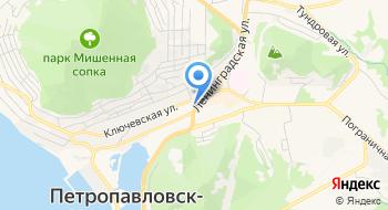 Отделение почтовой связи Петропавловск-Камчатский 683003 на карте