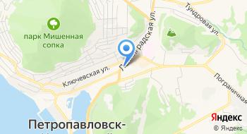 Агентство по занятости населения Камчатского края на карте