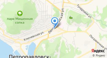 Оффицина на карте