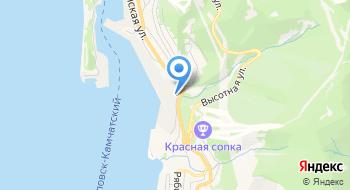 Лоцманы Петропавловска-Камчатского АНО на карте