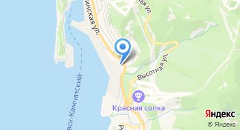 Транспортная компания Камчатское морское пароходство на карте