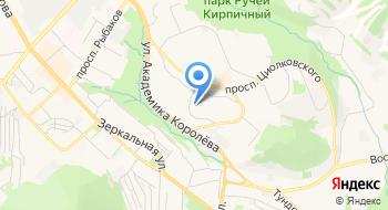 Ресурсный центр Петропавловск-Камчатского городского округа на карте