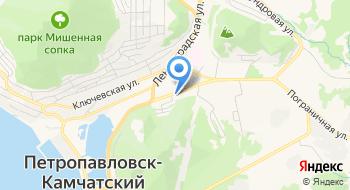 Камчатский филиал ФГУП Ростехинвентаризация-Федеральное БТИ на карте