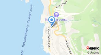Камчатская больница Фгбуз Двомц ФМБА России Стационар на карте