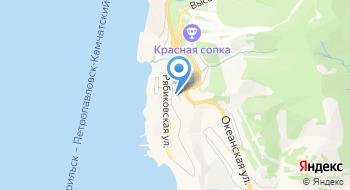 Камчатская больница Фгбуз Двомц ФМБА России поликлиника на карте