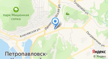 Автобаза при Аппарате Губернатора и Правительства Камчатского края на карте