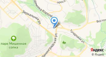 Петропавловск-камчатский Городской Дом Ребенка-лечебное Учреждение Охраны Материнства и Детства на карте