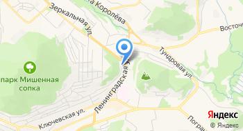 Камчатское агентство по ипотечному жилищному кредитованию на карте