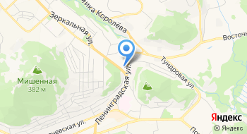 Камчатский центр качества на карте