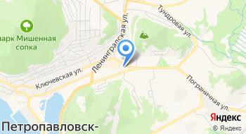 Автостанция на КП на карте